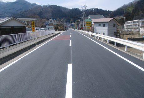 単独道路維持修繕事業(道路災害防除)国道299号外