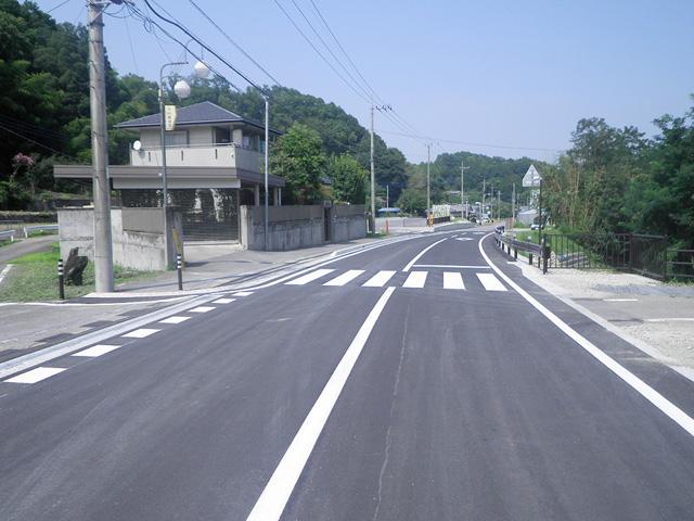 一般県道 下日野神田線