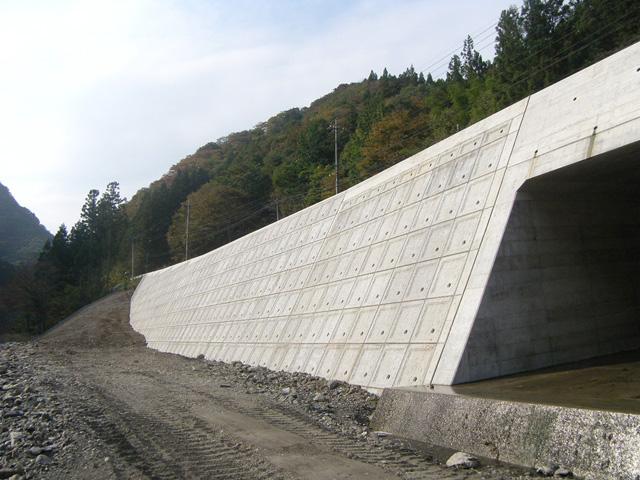 魚尾2期-2工区_国道462号