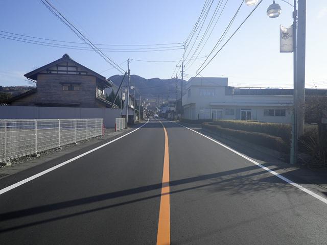 主要地方道 前橋長瀞線